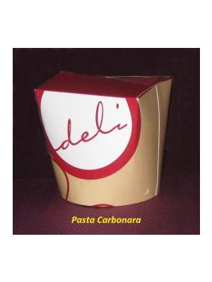 Pasta Box Carbonara